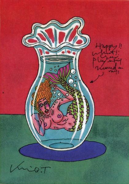 春のマーメイド展 ♪人魚姫の美の祭典♪