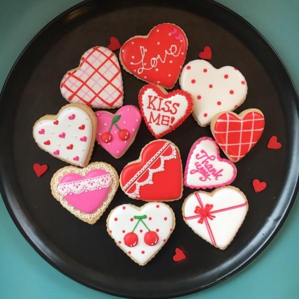【オトナ女子の女磨き講座】アイシングクッキー