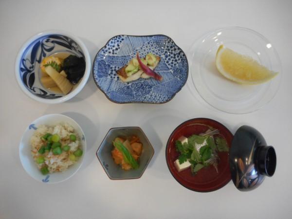 冬の料理講座「春を迎える和食」 in ヨンデンプラザ松山