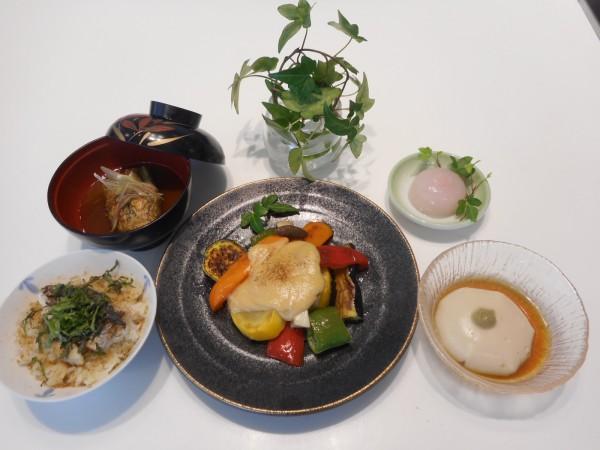冬の料理講座「春の京風ミニ懐石」 in ヨンデンプラザ松山