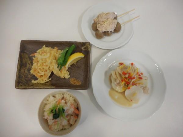 冬の料理講座「季節のおすすめうちごはん」 in ヨンデンプラザ松山
