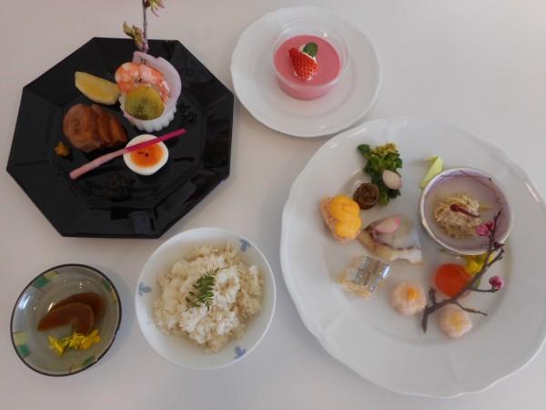 冬の料理講座「春の苦味を味わう本格和食」 in ヨンデンプラザ松山