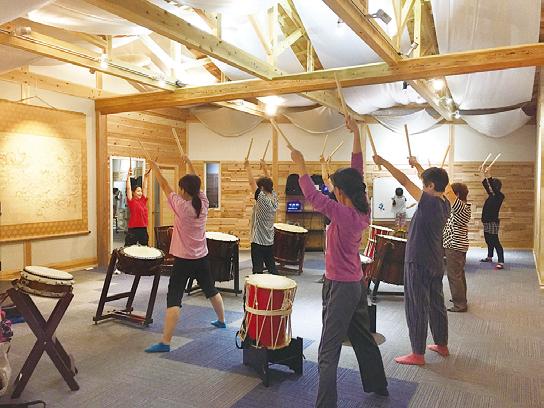 「和太鼓」スクールを無料で体験!
