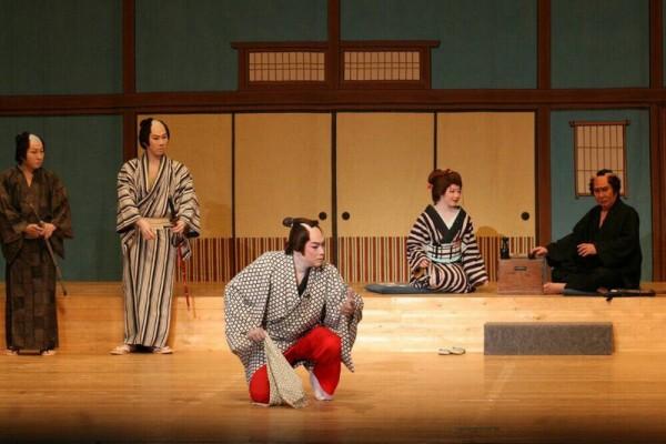 大衆演劇 3月公演:劇団天華