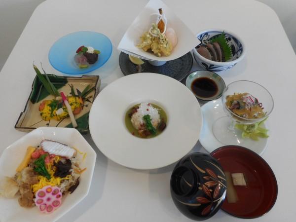 春の料理講座「旬の魚で春の和食」in ヨンデンプラザ松山