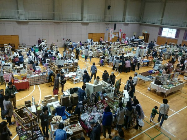 ウェルピア伊予 春まつり2017 with handmade market in EHIME