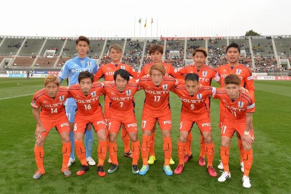 【J2リーグ】愛媛FC 対 ロアッソ熊本