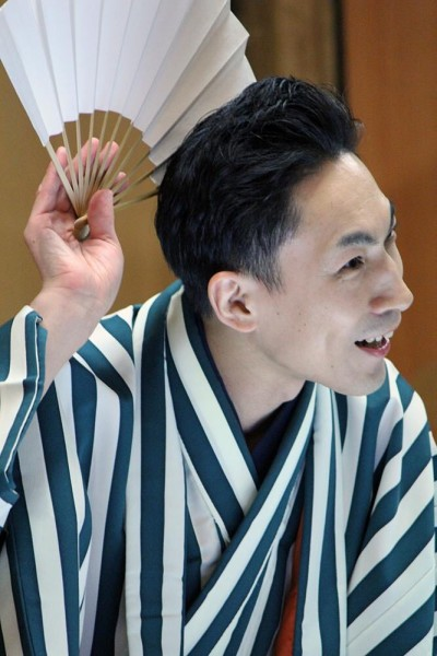 笑福亭たま愛媛松山落語会