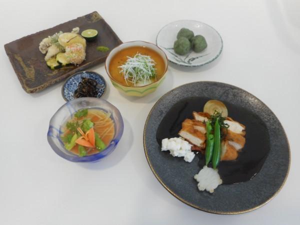 夏の料理講座「初夏の彩り」inヨンデンプラザ松山