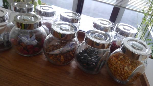 夏のカルチャー講座「オリジナル薬膳茶を作ろう!!」inヨンデンプラザ松山