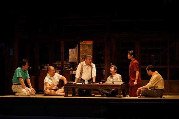 松山市民劇場第317回例会 青年劇場「みすてられた島」