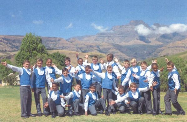 虹の国・アフリカより、希望のハーモニーがやってくる!ドラケンスバーグ少年合唱団