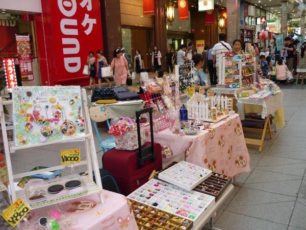松山中央商店街土曜夜市