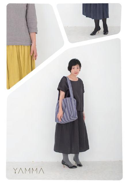 ヤンマのお洋服の受注会2017