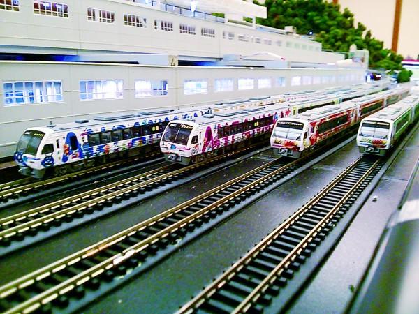 鉄道歴史パークin SAIJO 七夕イベント・Nゲージ鉄道模型走行会