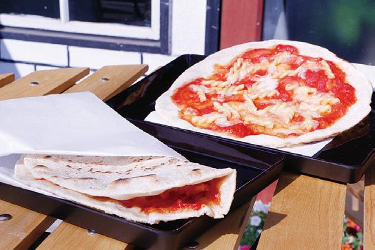 160円のシンプルピザが登場!