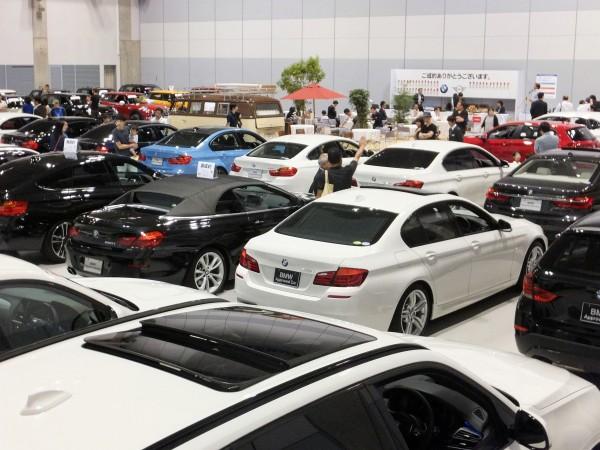 第7回 BMW、MINI特別大商談会