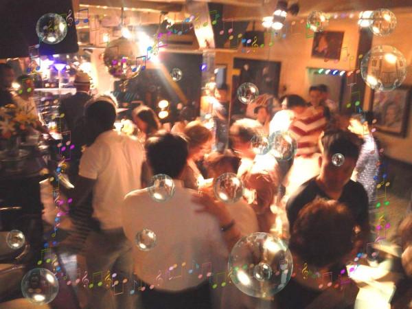 MOON GLOW サルサ・ダンス・ナイトVol-33