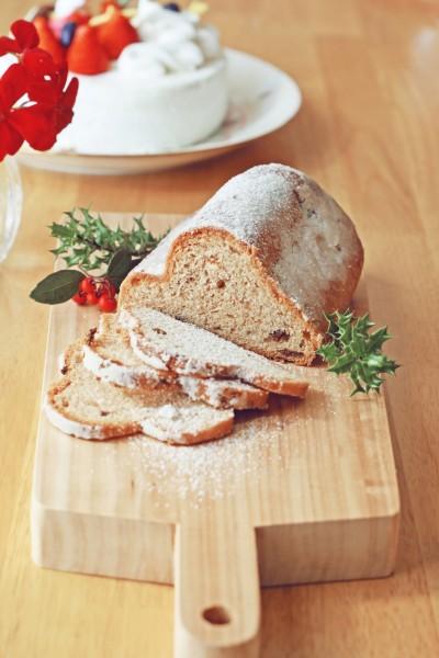 Xmasシュトーレン~楽らくパン&お菓子~