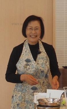 1月の料理講座「新年のおもてなし料理」inヨンデンプラザ松山