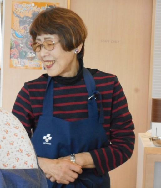 2月の料理講座「郷土料理を楽しむうちごはん」inヨンデンプラザ松山