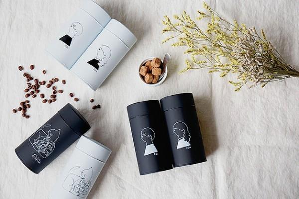 松山市出身イラストレーターのコーヒー缶に新デザインが登場!