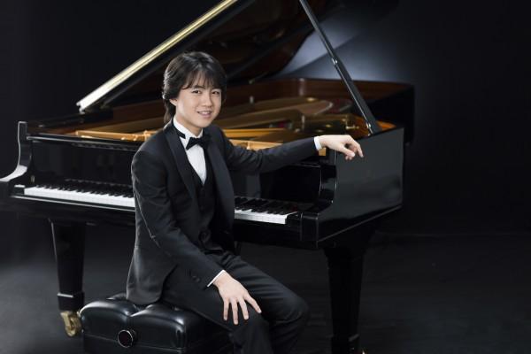 牛田智大 ピアノ・リサイタル in Saijo