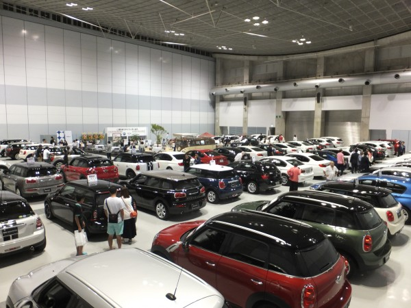 第8回 BMW、MINI特別大商談会