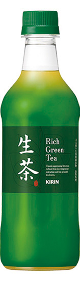 「キリン生茶」が洗練されたデザインにリニューアル