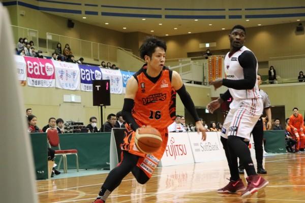 【プロバスケ観戦】愛媛オレンジバイキングス ホームゲーム