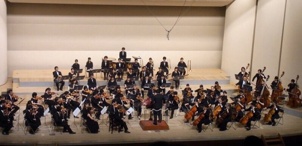 愛媛大学交響楽団第70回定期演奏会