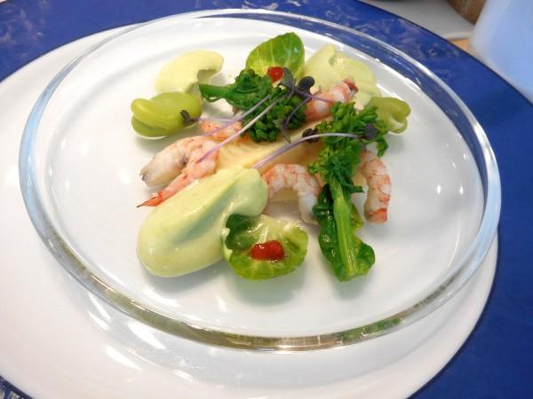 7月の料理講座「旬の魚で夏の和食」inヨンデンプラザ松山