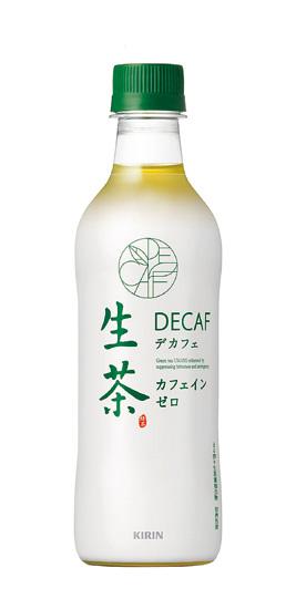 「キリン生茶デカフェ」リニューアル