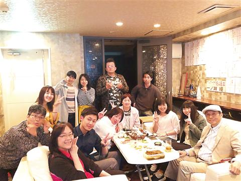 松山市民演劇NEO 第5回定期公演『いさにわ商店街物語』