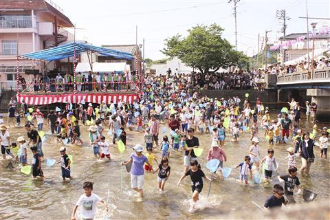 吉田町夏祭り