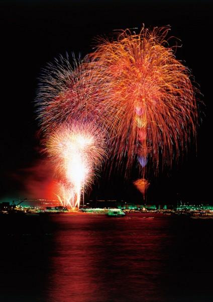 第68回松山港まつり・三津浜花火大会