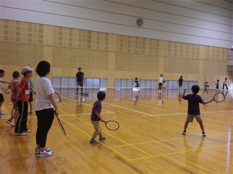 ラケットテニス教室