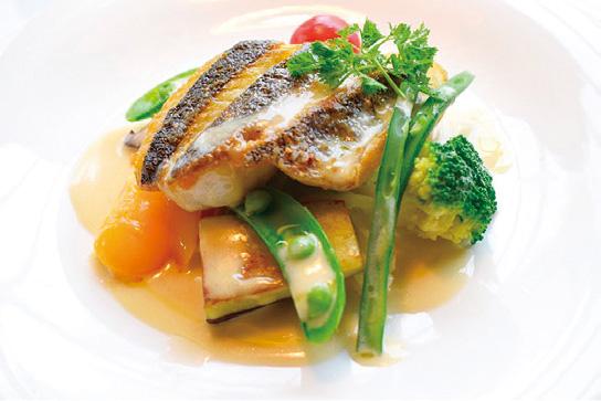 上島町魚島(うおしま)産の新鮮な魚を使ったメニューが新登場!