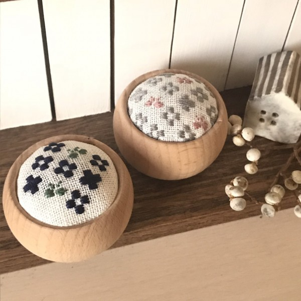横糸刺繍*ワークショップ