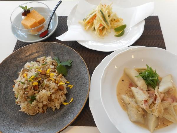 12月の講師料理講座「簡単おしゃれ!ホームパーティーレシピ」inヨンデンプラザ松山