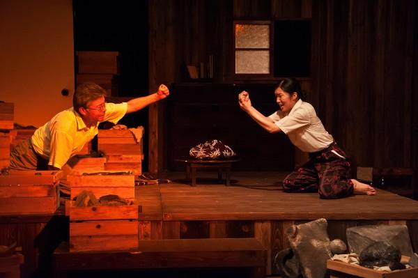 劇団P.Sみそ汁定食 西条公演 「父と暮せば」