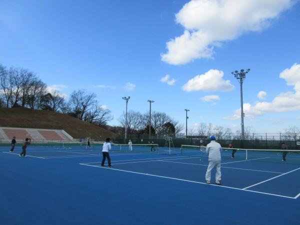 ミニ・テニス教室