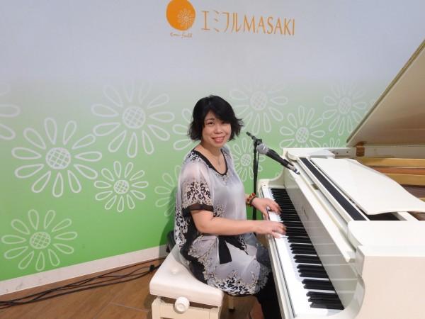 エミフルデー♪ コンサート ~KIYOKAピアノ弾き語り~