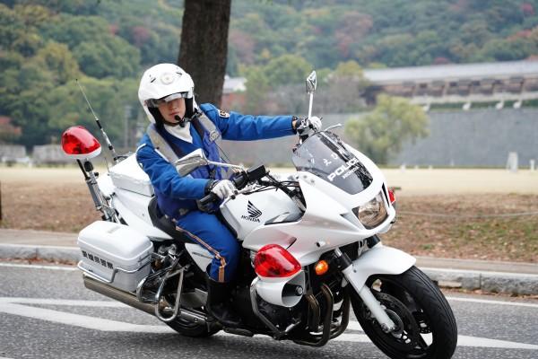 愛媛県警察学校オープンキャンパス