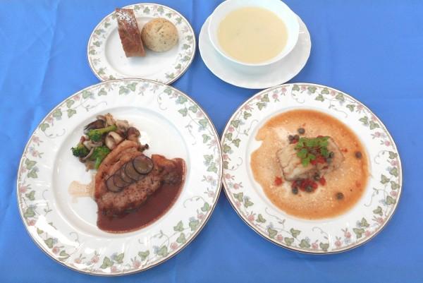 3月の講師料理講座「メインディッシュはビーフカツレツ!」inヨンデンプラザ松山