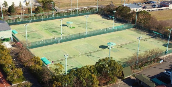 ウェルピア伊予杯 第5回 テニス大会