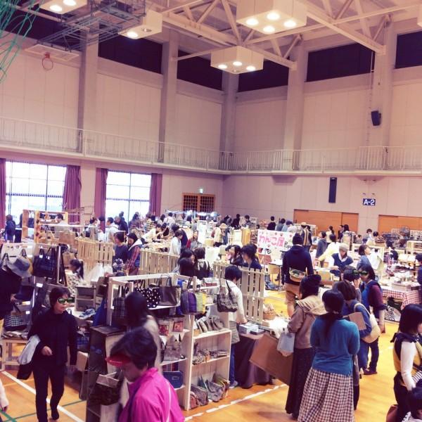 21回目のhandmade market in EHIME