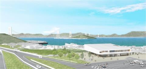 来島海峡サービスエリア リニューアルオープン記念イベント
