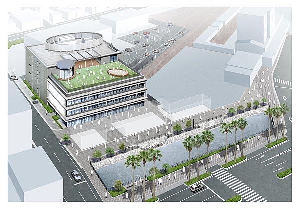 宇和島市学習交流センター(パフィオうわじま)オープン