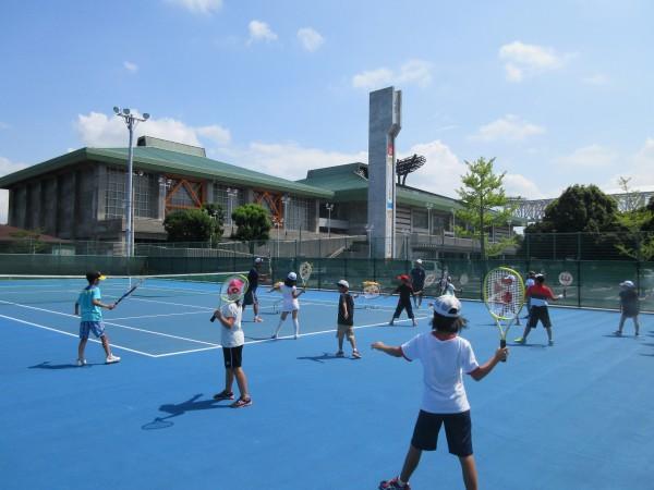 キッズテニス教室